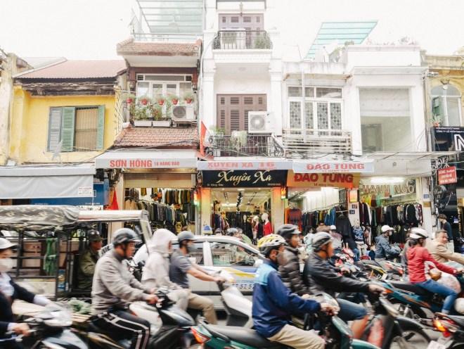 Ha Noi Vietnam - Cultural Chromatics