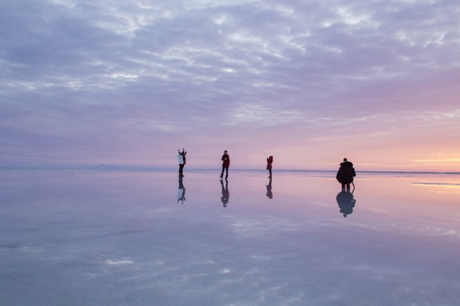 Bonneville Salt Flats photography | ©NanetteWong