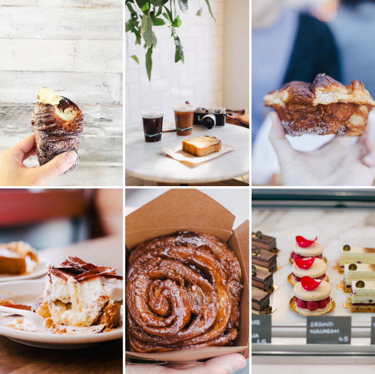 8 Must-Try San Francisco Bakeries