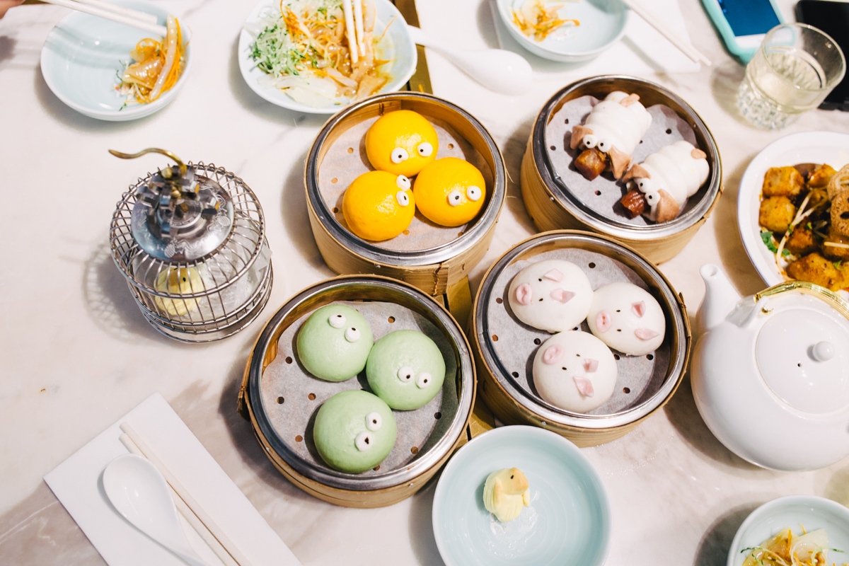 Yum Cha: Adorable Dim Sum In Hong Kong