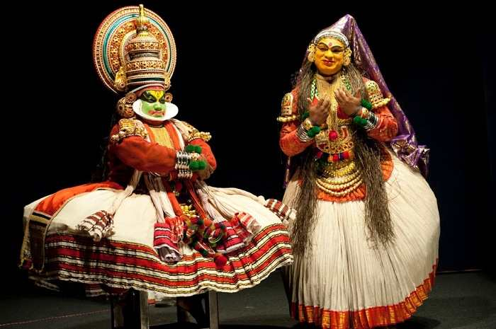 Image result for Kathakali