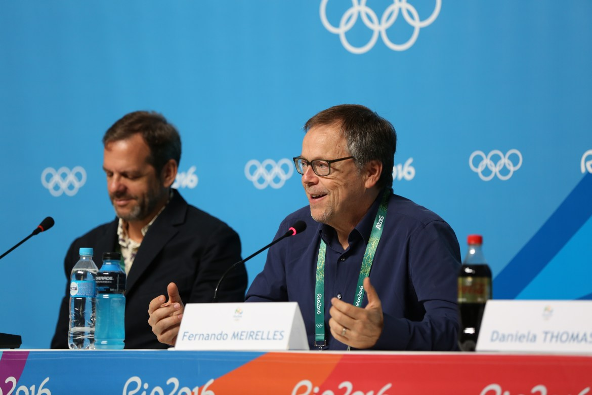 Rio 2016 Opening Ceremony, the Director's Insight