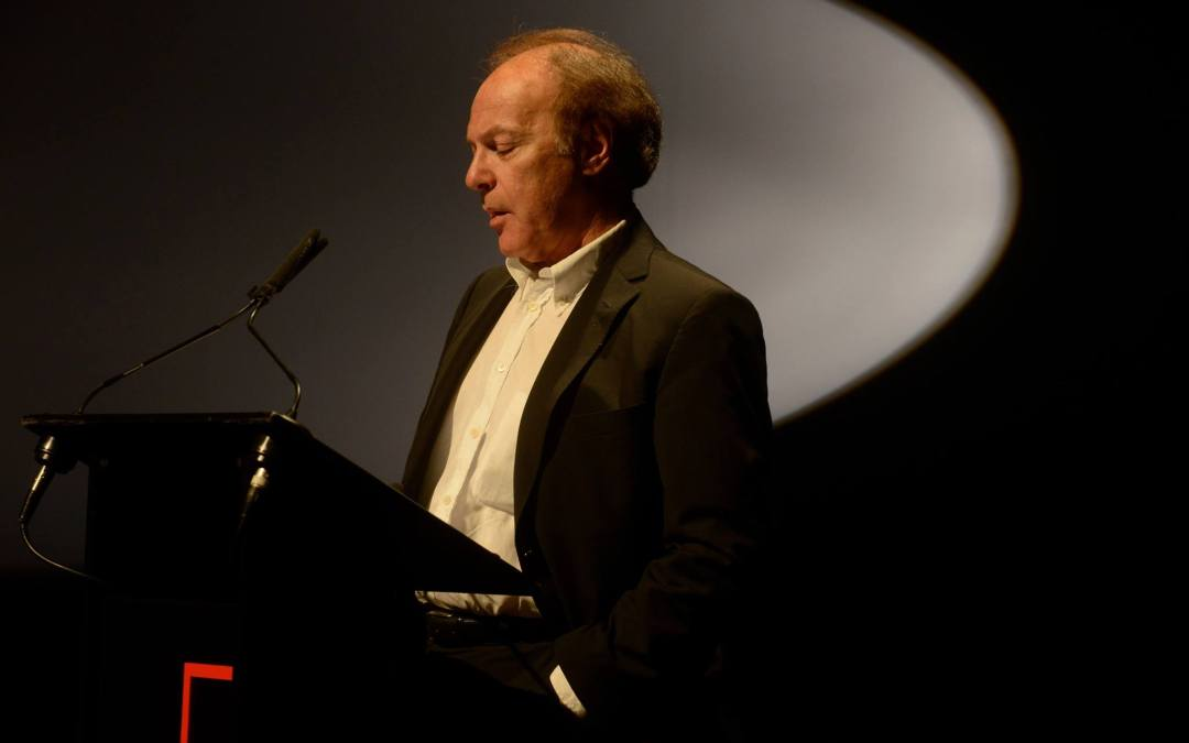 Javier Marías inaugura el Int. Literaturfestival de Berlín