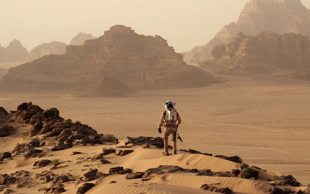 Ciencia ficción y materialismo (II): The Martian