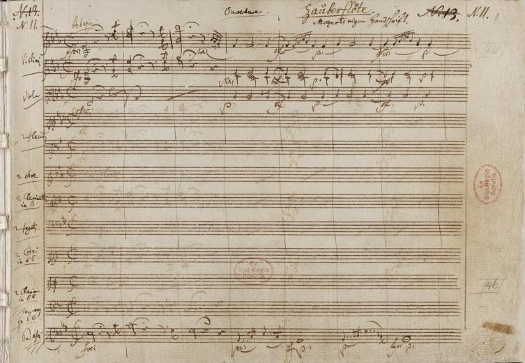 'La flauta mágica' [die Zauberflöte] en la Komische Oper de Berlín: un diálogo de 200 años