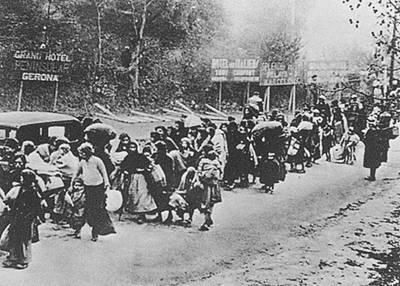 El grito silenciado de las mujeres en la posguerra