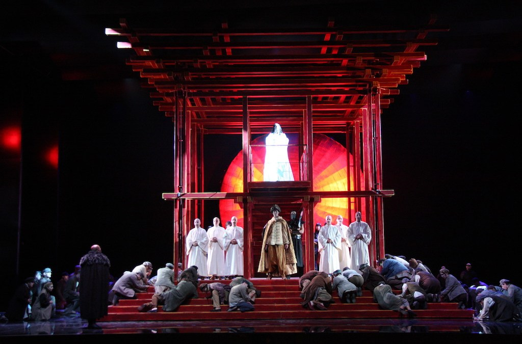 Turandot de Puccini en el Festival de Peralada