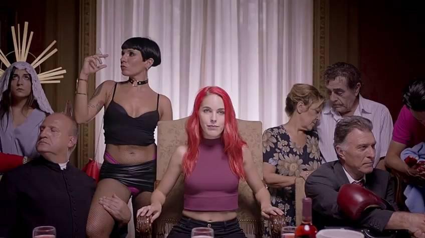 Juicio y culpa, pero no misericordia: la música en el spot del Salón Erótico de Barcelona