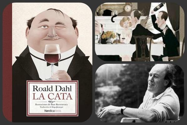 «La cata» de Roald Dahl