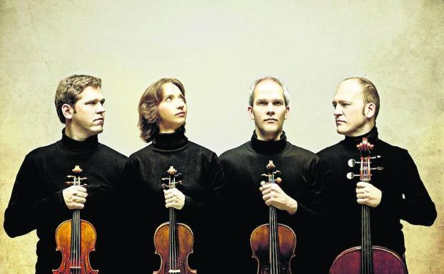 El cuarteto Casals renueva a Beethoven en el FIS