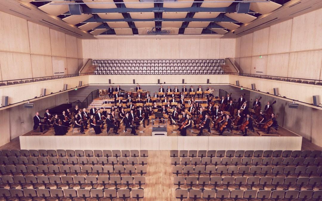 Un paseo con la Tonhalle Orquesta entre poleas