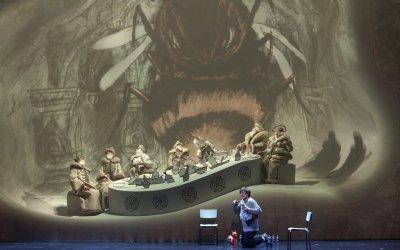 La ópera de Bruselas da nueva vida a «El Cuento del Zar Saltan», de Rimski-Kórsakov