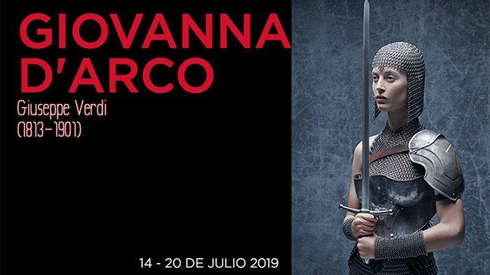 Épica fuera de campo: Giovanna d'Arco en el Teatro Real de Madrid