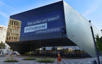 Un museo alemán. Sobre la propaganda política del nuevo museo berlinés Futurium.