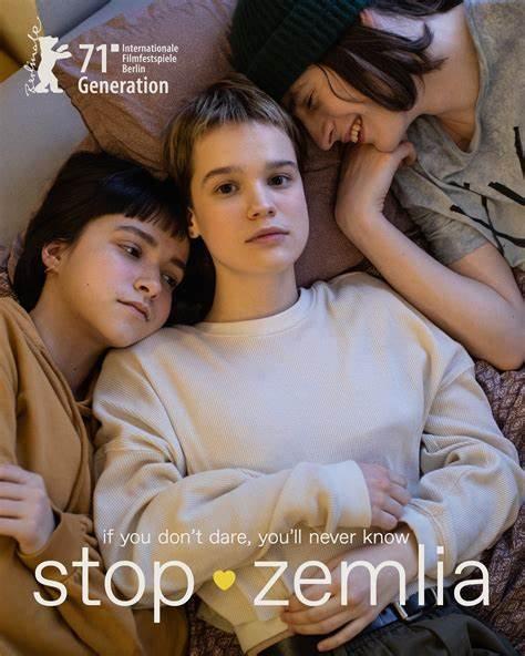 Entrevista a Kateryna Gornostai, directora de «Stop-Zemlia» en la #Berlinale2021