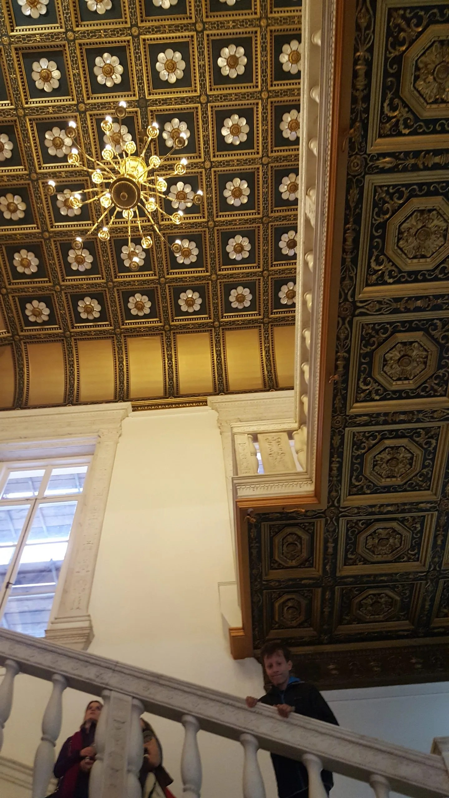 Royal Society Staircase