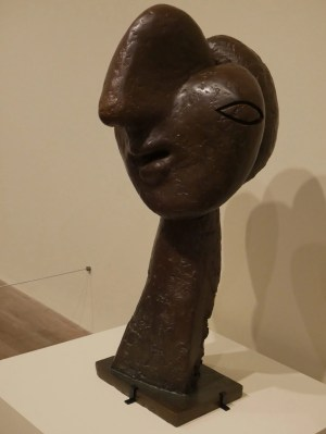 Marie Therese Walter Picasso sculpture