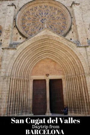 Day Trip to Sant Cugat del Valles from Barcelona