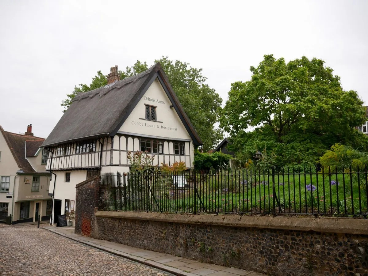 Britons Arms Norwich