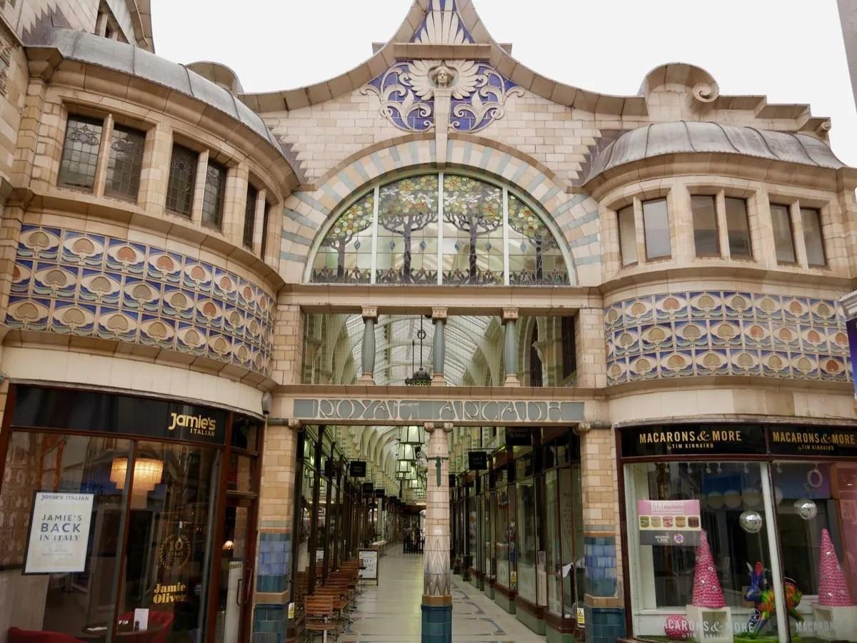 Royal Arcade Norwich