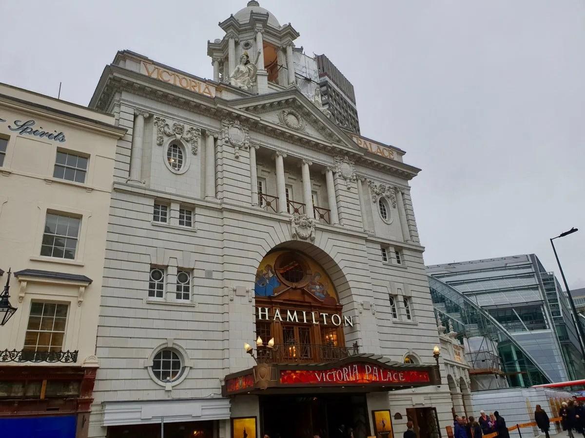 Victoria Palace Theatre London