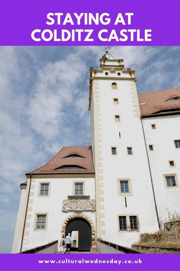 Stay at Colditz Castle Germany