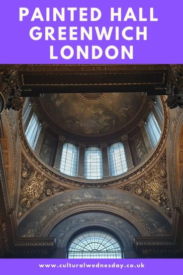 Visit the Painted Hall Greenwich London.  Centre piece of Sir Christopher Wren's UNESCO listed Maritime Greenwich.  Dubbed the Sistine Chapel of the UK