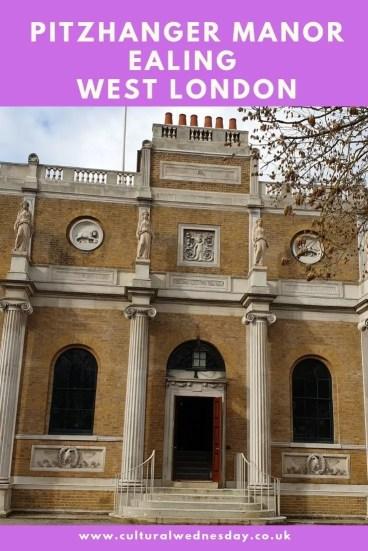 Pitzhanger Manor John Soane Ealing West London