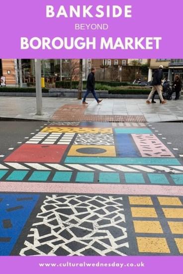 Bankside beyond Borough Market