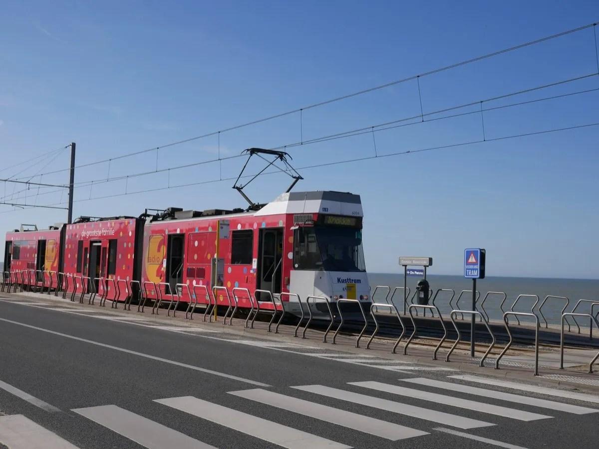 Visiting the Belgian Coast