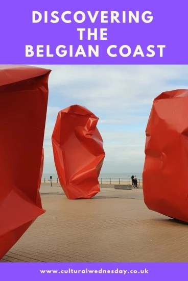 Visiting the Belgian Coast