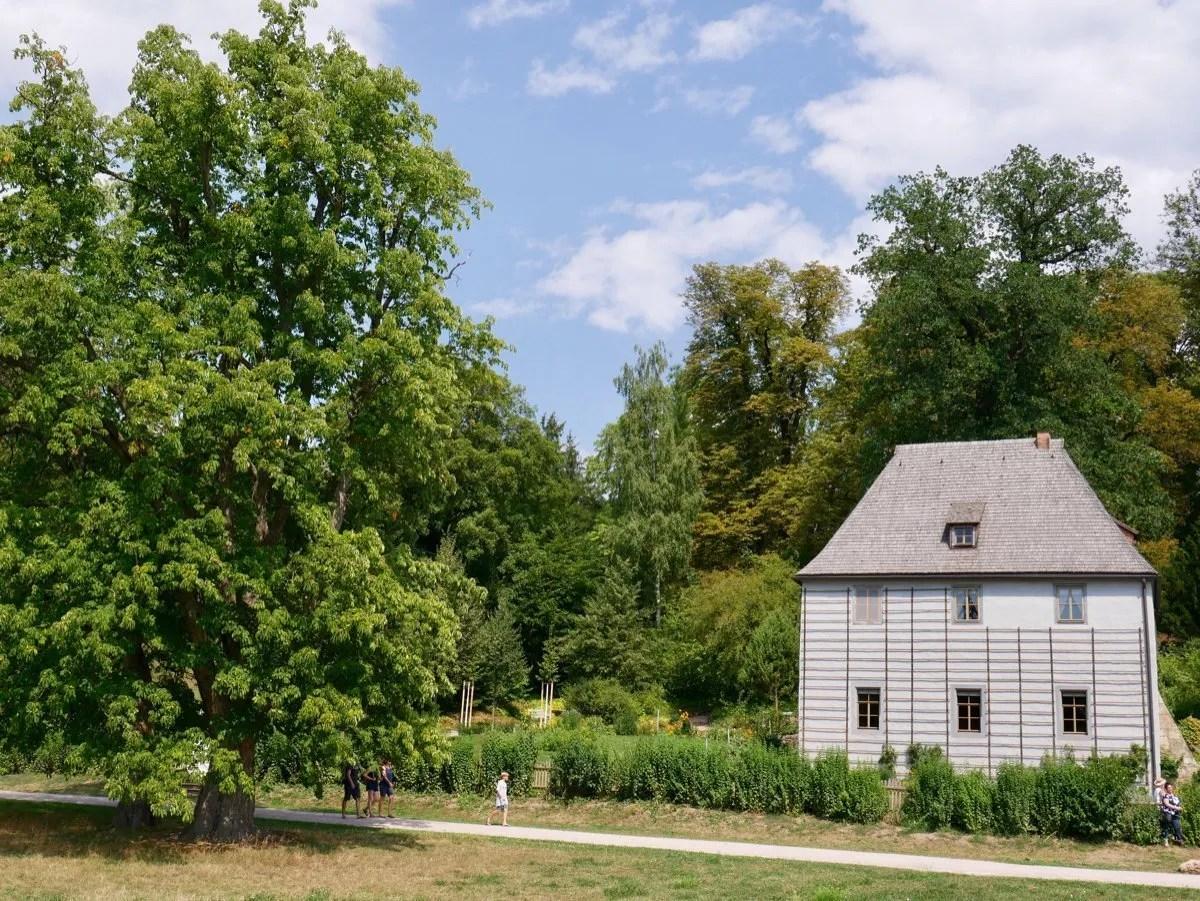 Small Goethe Garden House Weimar
