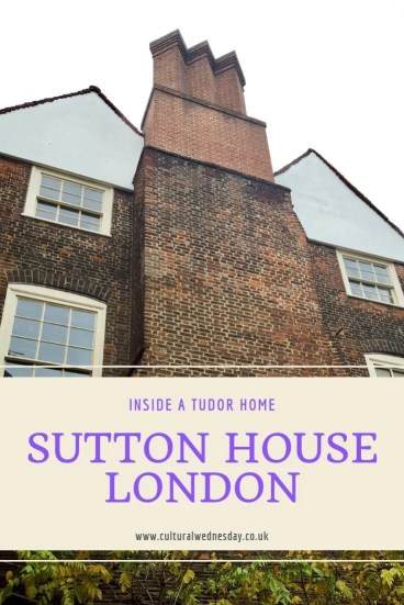 Sutton House London is Hackney's oldest home, site of an unusual breakers yard playground and a hidden gem