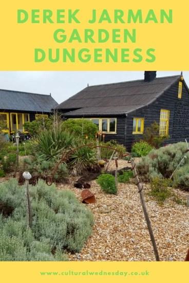 Derek Jarman Garden Dungeness