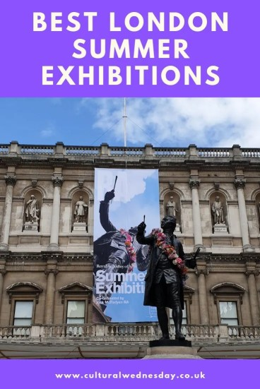 Best London Summer Exhibitions