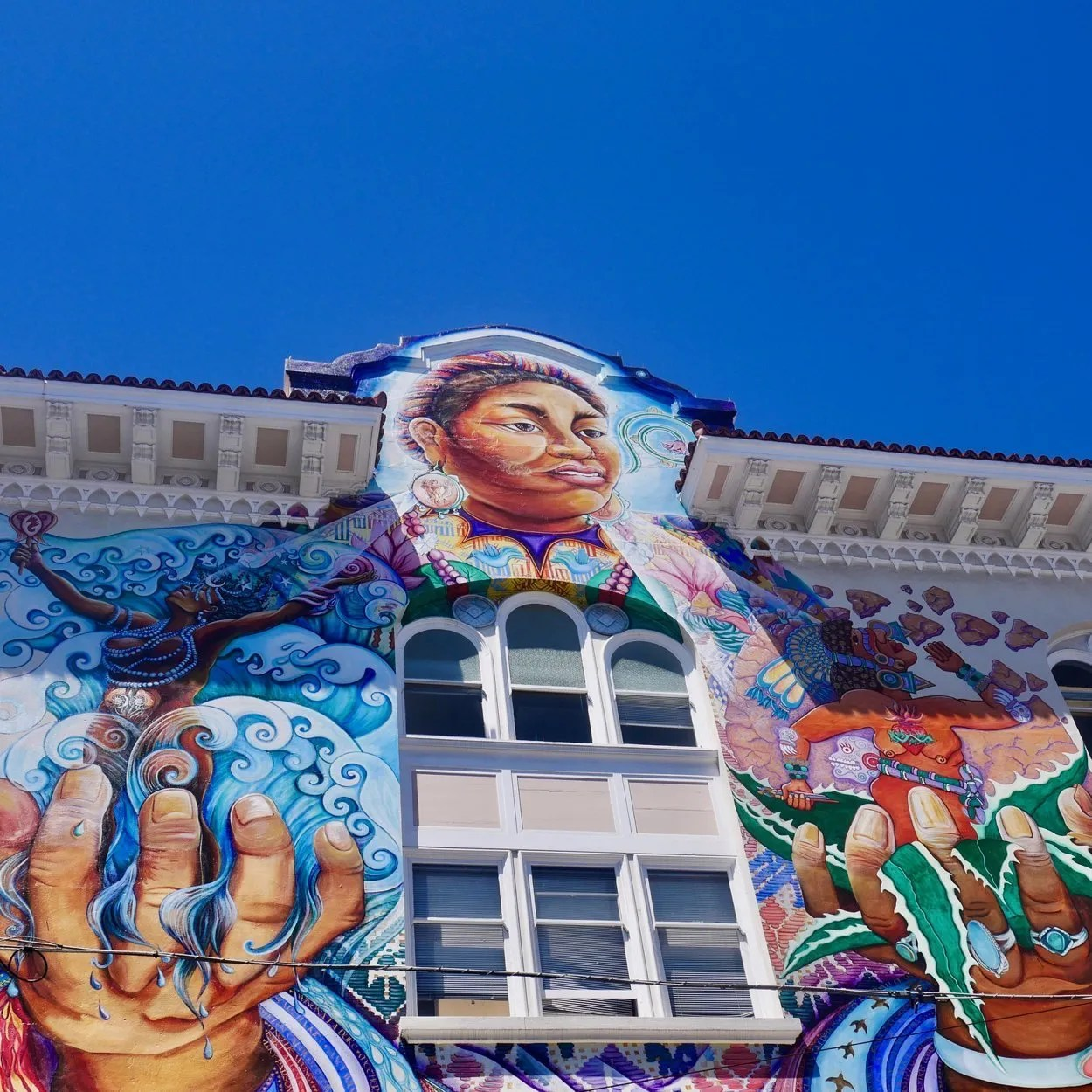 Women's Building Mural San Francisco