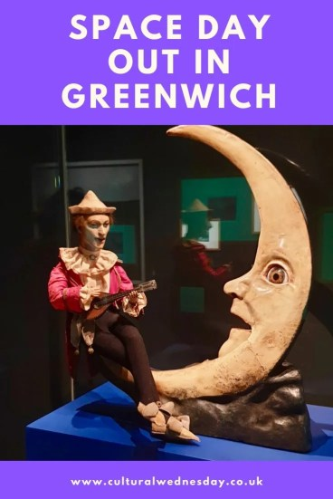 Space Day Out Greenwich has two exhibitions celebrating all things celestial.  #Moon50 #astrophotography