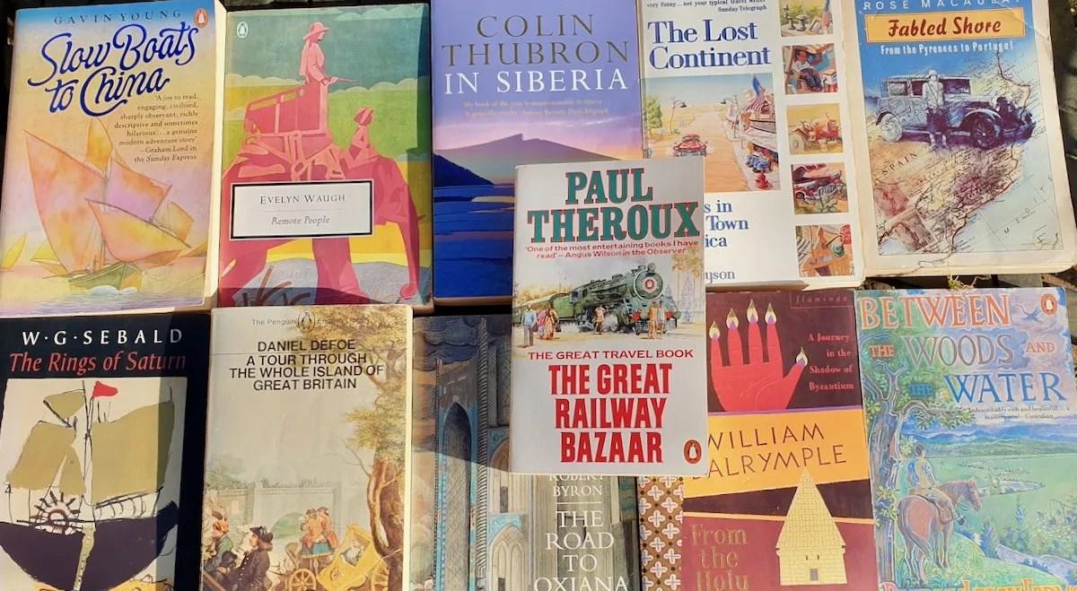 Best Travel Books to inspire Wanderlust