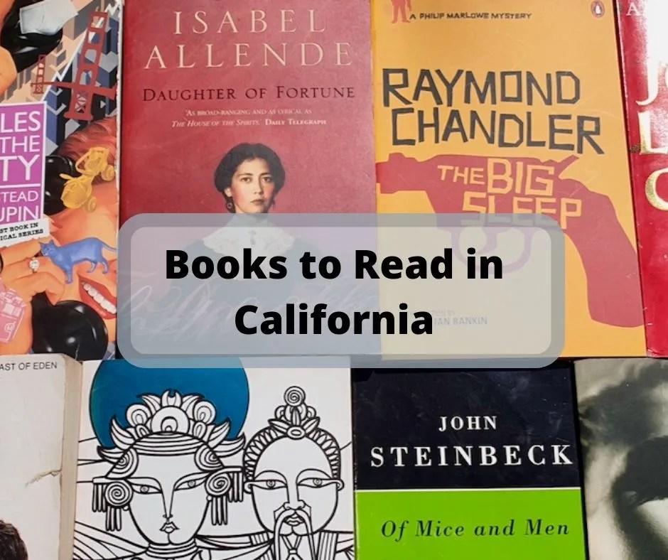 Books to Read in California