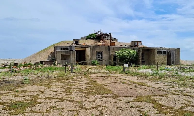 Lab 1 Orford Ness