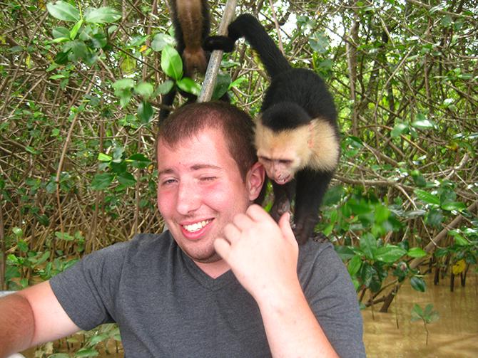 NicksTravelBug Bio Pic Monkey