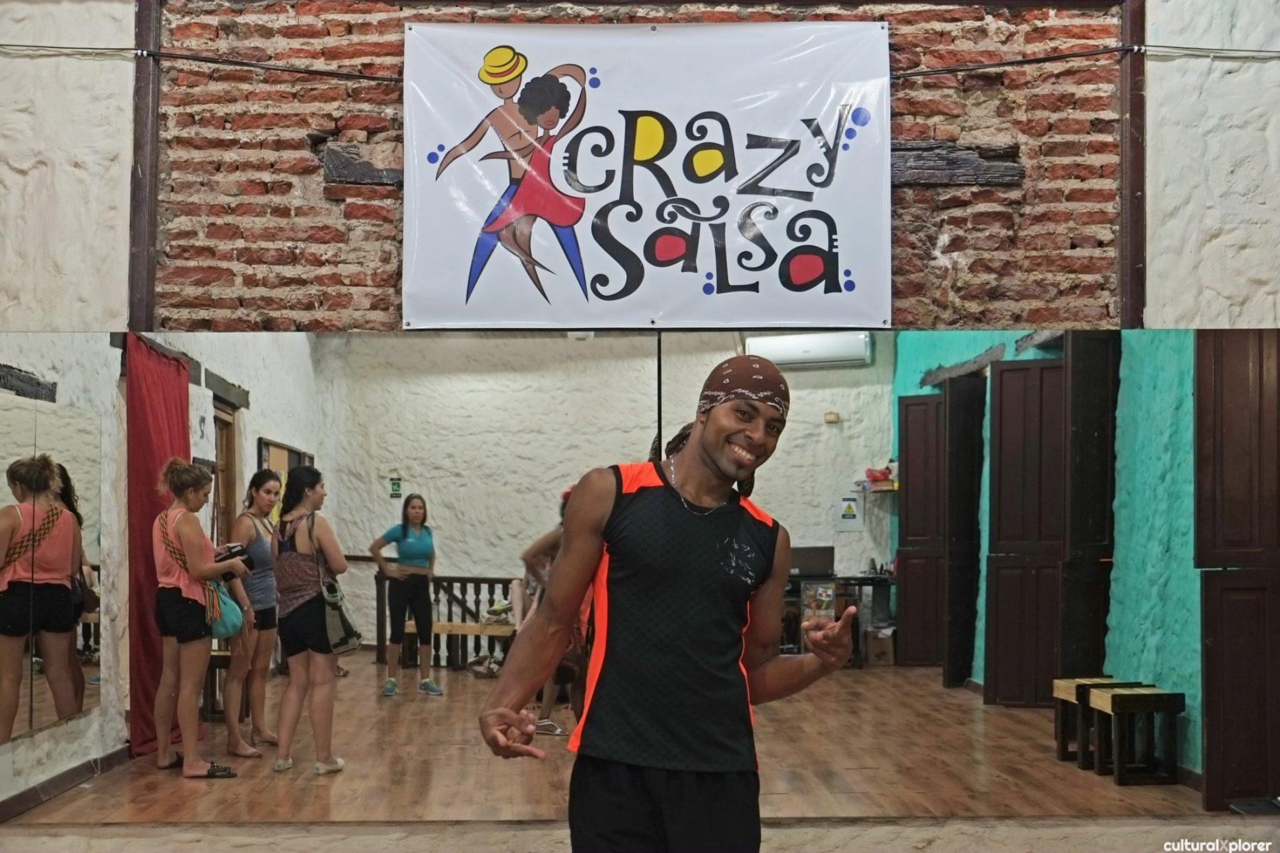 Crazy Salsa Cartagena | Cultural Xplorer