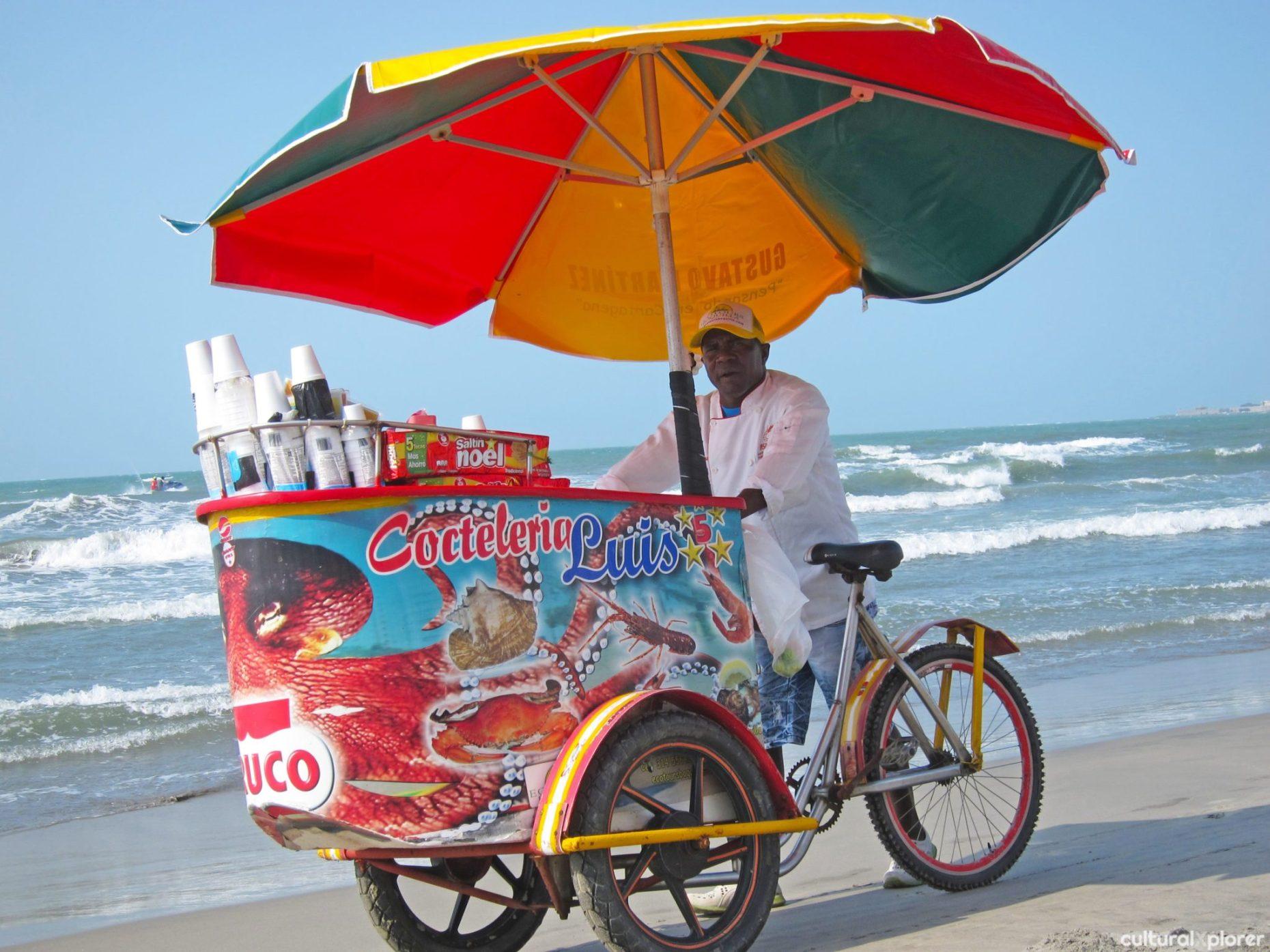 Playa Bocagrande | Cultural Xplorer