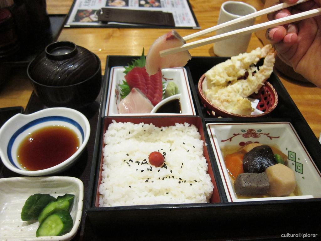 Bento Japanese Food