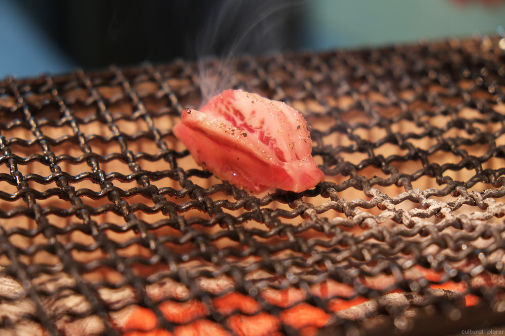 Yakinuku Japanese foods