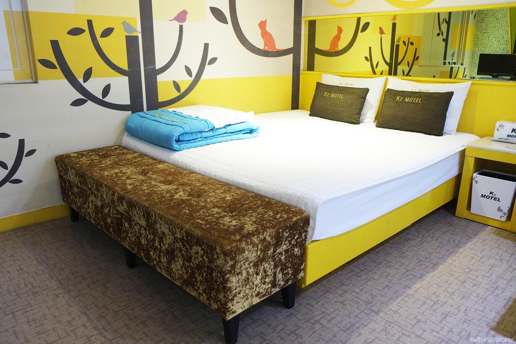 Love motel Busan