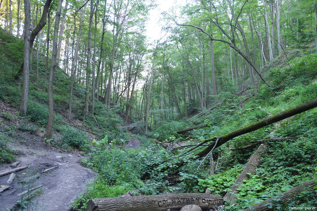 Upper Whirlpool Trails Niagara