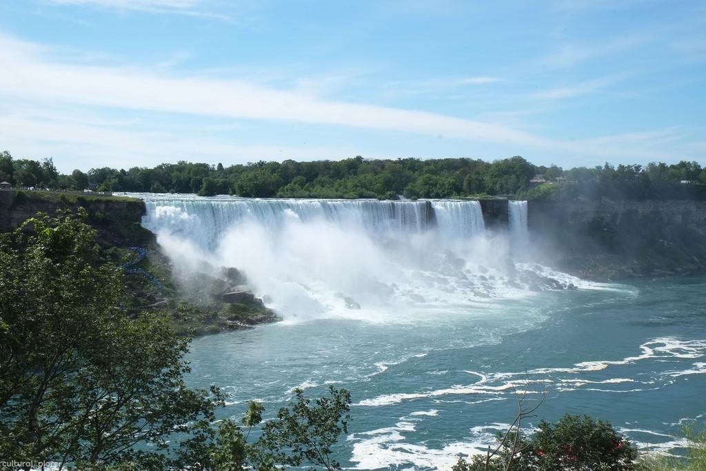Bridal Veil Falls Niagara