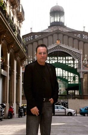 Peter James. Foto de Marta Clavo.