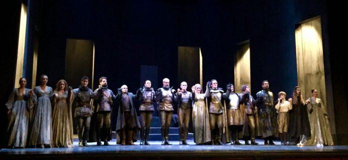 Il Macbeth in chiave olografica con la regia di Luca De Fusco
